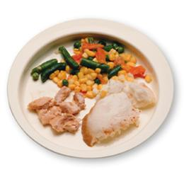 Ableware® by Maddak, Inc. :: Round-Up™ Plate
