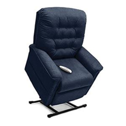 Pride Mobility Products :: Heritage Collection, 3-Position, Full Recline, Chaise Lounger Lift Chair, LC-358M