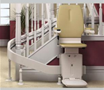 "Acorn 80 Curved Stair Lift - <p class=""MsoNormal"" style=""margin-bottom: 11.25pt; line-height:"