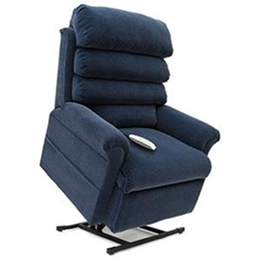 Pride Mobility Products :: Elegance Collection, 3 Position, Full Recline, Chaise Lounger Lift Chair, LC-470W
