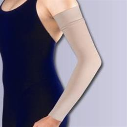 BSN - Jobst :: Armsleeve w/Silicone Band 15-20mmHg  Large  Beige (Each)