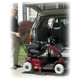 Image of Pride Mobility Interior Lift Backpacker Plus