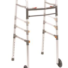 Drive Medical :: Universal Walker Two-In-One With Wheels