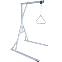 Image of Free Standing Trapeze with Base
