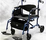 Walkers / Rollators - Medline Strider - Excel Translator Wheelchair/Rollator