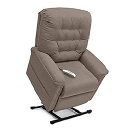 Pride Mobility Products :: Heritage Collection, 3-Position, Full Recline, Chaise Lounger Lift Chair, LC-358S