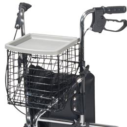 Image of Winnie Deluxe 3 Wheel Rollator 3