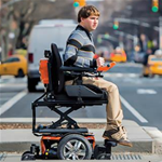Wheelchair / Power :: Pride Mobility Products :: Q6 Edge 2.0 ® with iLevel ® Technology
