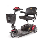 Active/Rehab :: Golden Technologies :: Buzzaround XL 3-Wheel GB117D