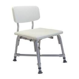 Image of Bath Bench - Heavy Duty With Back 1