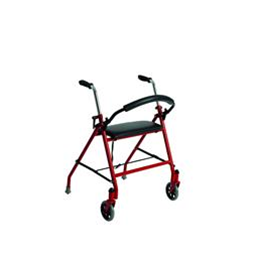 Drive Medical :: TWO WHEEL ROLLATOR