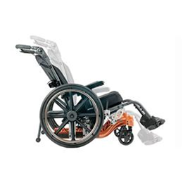 PDG :: Fuze T20 Manual Tilt-in-Space Wheelchair