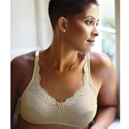 American Breast Care :: 101 Lace Front Bra
