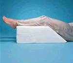 Elevating Leg Rest - The leg rest pillow improves your circulation while you enjoy th