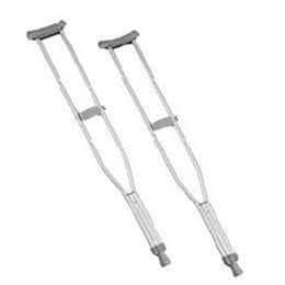 Roscoe Medical :: ALUMINUM CRUTCHES