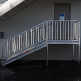 Image of TITAN™ Code Compliant Modular Access System 11