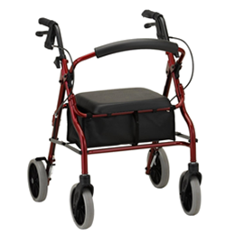 Nova Medical Products :: Nova Zoom Rollator