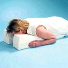 Hermell :: Face Down Pillow