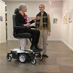 Wheelchair / Power :: Pride Mobility :: JAZZY AIR POWER CHAIR