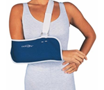 Arm Sling - The Easy-On Arm Sling offers immobilization and support for mild