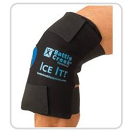 Battle Creek Equipment :: Ice It! Cold Comfort Knee System