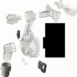 ResMed :: Mirage Micro™ nasal mask complete frame assembly, standard – no cushion, no headgear