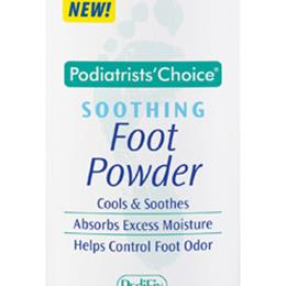 Pedifix :: Podiatrists' Choice Soothing Foot Powder
