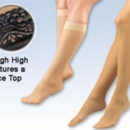 FLA Orthopedics Inc. :: Activa® Ultra Sheer Support 9-12 mm Hg Series H11XX (Pantyhose) Series H12XX (Thigh High) Series H1