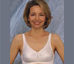 Airway Bra - Classic contour fiberfill bra with choice of drop-in or full poc