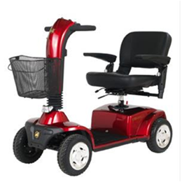Image of Companion 4 Wheel Scooter 2