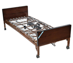 Delta™ Ultra Light 1000, Full Electric Bed - The Delta 1000 is truly universal because the bed frame can be u