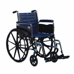 "Tracer EX2 Wheelchair (20"" x 16"" with Removable Desk Arms) :: TREX2/WD06/ADULT/28/U550/BH16/U2222C/COM  9153637775"