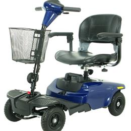 Image of Bobcat 4 Wheel Compact Scooter 241