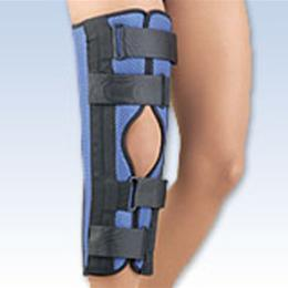 FLA Orthopedics Inc. :: Foam Tri-Panel Knee Immobilizer 37-614 to 37-624