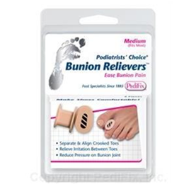Pedifix :: Bunion Relievers