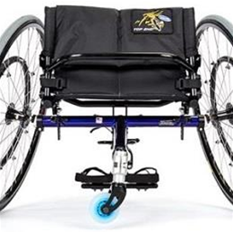 Image of Invacare Top End Preliminator Mini Racing Wheelchair 3