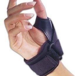 FLA Orthopedics Inc. :: Tether® Thumb Stabilizer