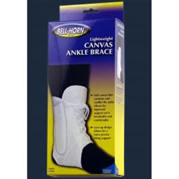 Image of Lightweight Canvas Ankle Brace 1
