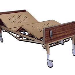 Image of Homecare Bariatric Bed Only Full Electric  42 W