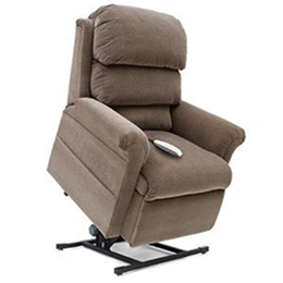 Image of Elegance Collection, 3 Position, Full Recline, Chaise Lounger Lift Chair, LC-470S 2