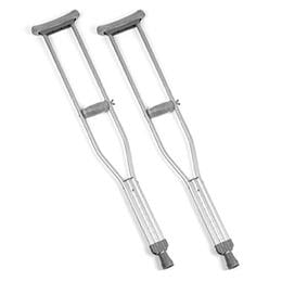 Invacare :: Quick-Change Crutches - Adult
