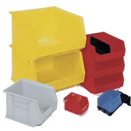 BIN 14.75X5.5X5IN ASSORTED COLOR
