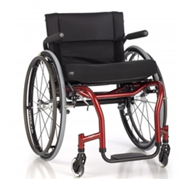 Sunrise Quickie :: Quickie GT Wheelchair Lightweight Rigid Frame Wheelchair