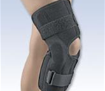 Adjustable ROM Knee Brace - Adjustable knee brace allows for progressive rehabilitation. The