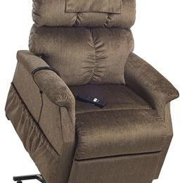 Golden Technologies :: MaxiComfort Series Lift & Recline Chair: Maxi Comforter Small Med. Large  PR-505