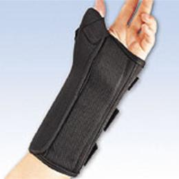 FLA Orthopedics Inc. :: ProLite® Wrist Brace with Abducted Thumb Series 22-460XXX (right) Series 22-461XXX (left)