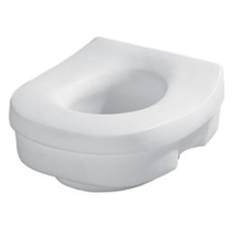 Image of Elevated Toilet Seat Non-Locking