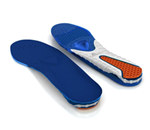 Spenco® Gel Insoles 39-818 - Contoured support and soft gel comfort.	