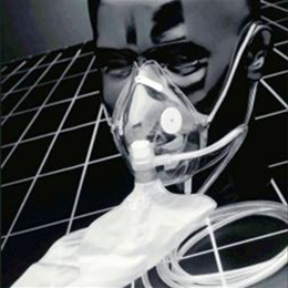 Salter Labs :: Elongated Oxygen Mask