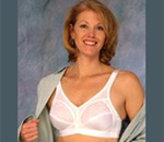Airway Bra - Extra firm support with a wide under band for secure positioning